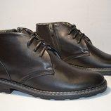 мужские ботинки на байке