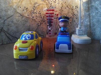 Машинка Keenway весёлое такси