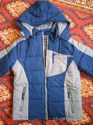 Новая куртка с Амазона холодная осень, еврозима р.14-16 на 10 11 12 лет от YMI
