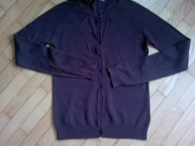 Кофта на пуговицах, реглан, свитер Zara р.S-M