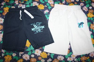 Утепленные фирменные шорты в идеальном состоянии