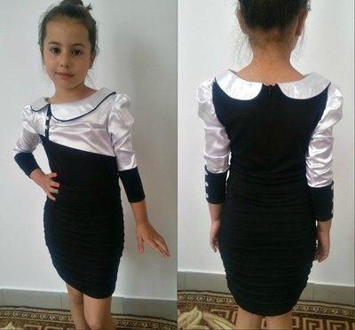 Платье для школы р. 122-140