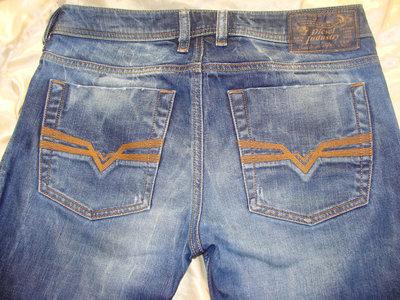 мужские джинсы Diesel 29р оригинал идеал