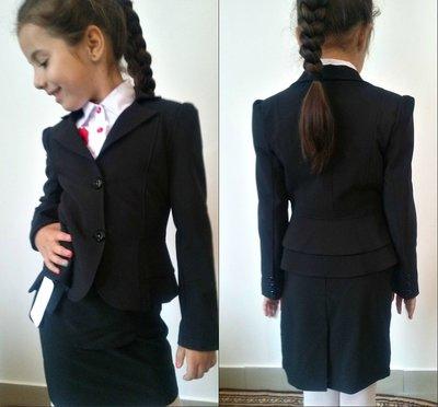 юбка школьная р. 122-140 пиджак р.122-158