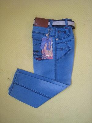 Детские джинсы на 5, 6, 7, 8 лет