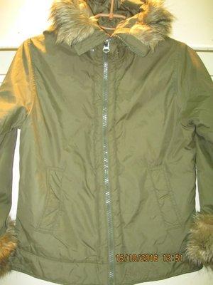 Демисезонная девичья куртка рост 152 см