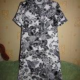 Платье рубашка размер 8