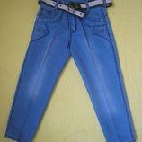 Детские джинсы на 9, 10, 11, 12 лет