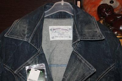 Мега крутой джинсовый пиджак