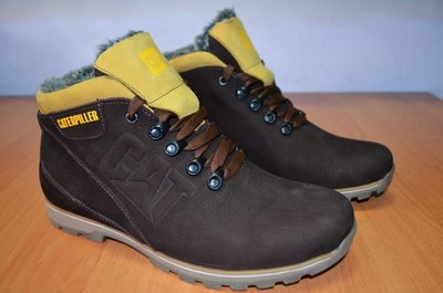 Зимние ботинки Caterpillar