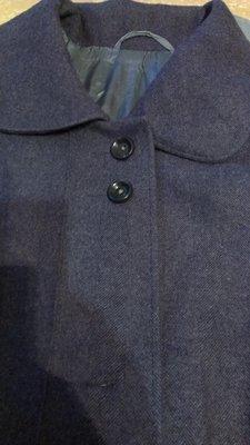 Шерстяное пальто 2XL-3XL, 56-62 р, большой размер, XXL -XXXL
