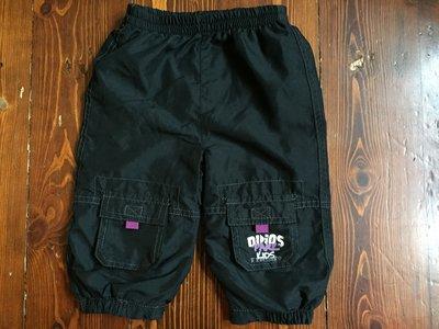 Спортивные штаны на подкладке 9-12мес