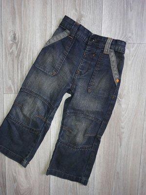 Удобные джинсы george 2-3г 92-98см