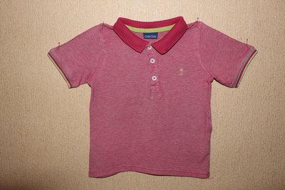 Классная футболка-поло Cherokee для юного модника