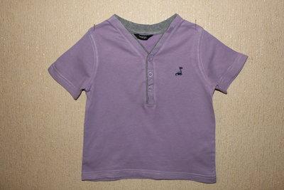 Стильная футболка George для юного модника
