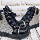 Зимне ботиночки для девочек Jong Golf