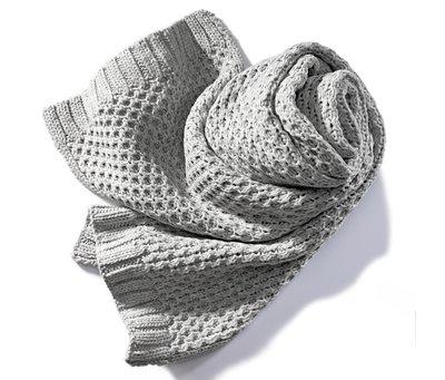 Теплый шарф 32х200 Tchibo Германия