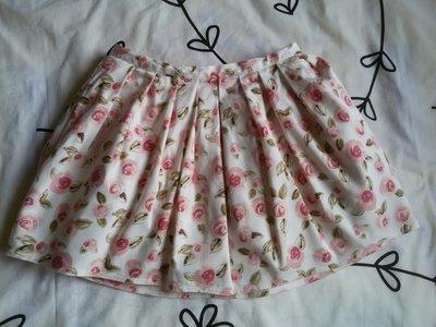 Крутая новая юбка в цветочный принт от Topshop, размер 36