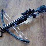 Арбалет с прицелом стрелами LimoToy M 0004