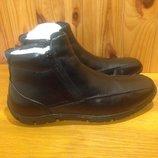 Мужские зимние ботинки Golderr , р. 42, стелька 27,5 см., новые.