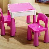 новые стол и стульчик Tega Mamut Польша с 2 лет