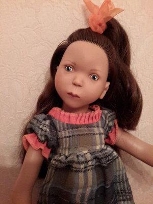 Продано: Кукла Zwergnase С Подписью 2002г 50см Германия