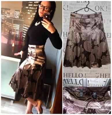 Модная брендовая юбка,р.m/l