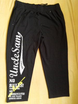 Спортивные утеплённые штаны р.54-56 Uncle Sam