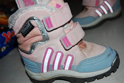 термо ботинки adidas 24 размер