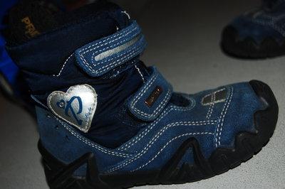 зимние ботинки primigi 26 размер