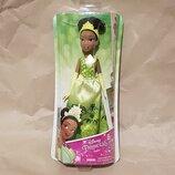 Классическая кукла Hasbro Принцессы Диснея Тиана Принцесса и лягушка Disney Tiana