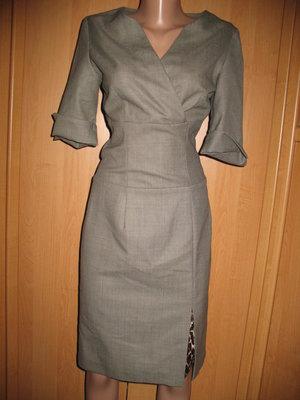 Платье классика лён размер S