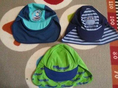 Пляжные панамочки на модников от 1 до 4 лет
