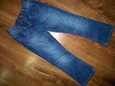 4-5 лет джинсы