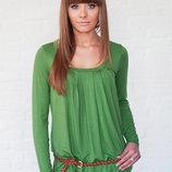 Фирменная Кофточка. Блуза женская. Качественный трикотаж. Есть большие размеры до 3XL.