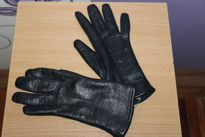 Женские перчатки комбинированные Англия
