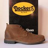 Шикарні замшеві ботіночки Dockers by Gerli, Німеччина-Оригінал