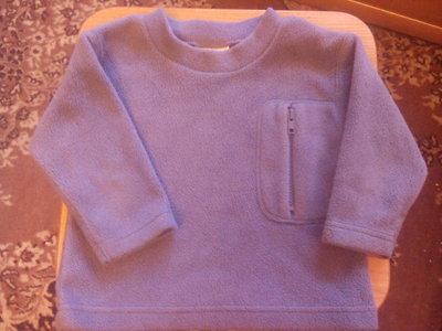 Мягенький тёплый свитерок для малышей 12-18 месяцев