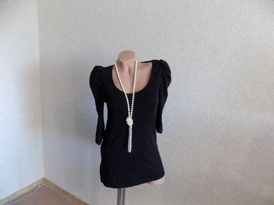 Кофта черная, размер 46-48, Болгария