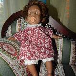 характерная кукла , рост 19 см,