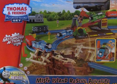 Железная дорога-трек Томас