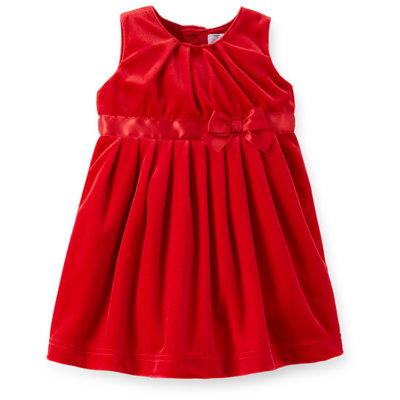 Нарядное платье Carters на малышку 12m