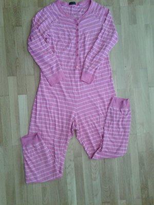 Пижама -комбинезон домашняя одежда