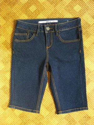 джинсовые шорты, бриджи Moto, Topshop - размер S,M