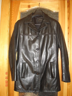 Куртка кожа буйвола Oakwood