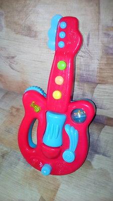 Музыкальная развивающая гитара
