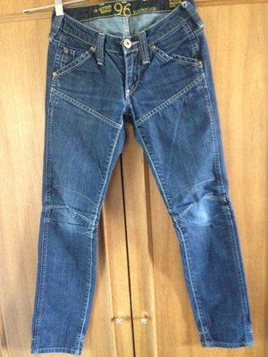 Фирменные джинсы G-star Raw, размер 24/30