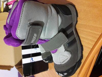Демисезонные ботинки Adidas 27-28 размер
