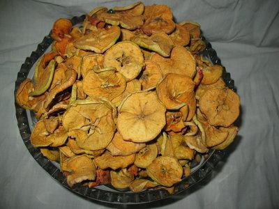 сухофрукты яблоки груши и абрикосы
