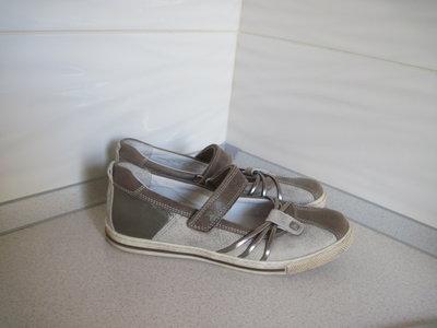 Модные Кожаные Туфельки FREAKS. 36 р.